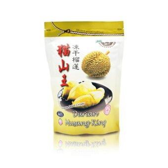 Harga Freeze Dried Durian Musang King (50g)