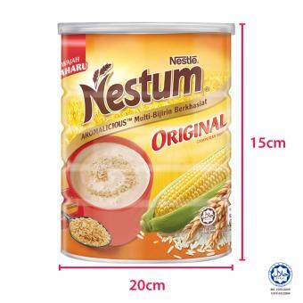 Harga NESTLE NESTUM All Family Cereal Original 450g