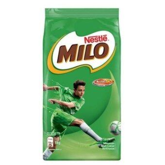 Harga NESTLE MILO Activ-Go Chocolate Malt Powder 1kg