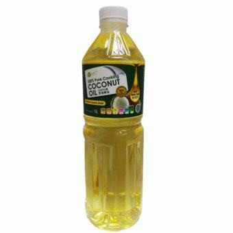 Harga Lohas 100% Pure Cooking Coconut Oil 1L