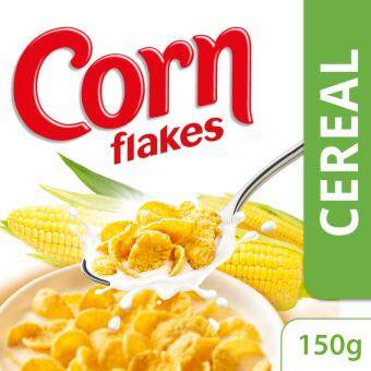 Harga NESTLE CORN FLAKES Cereal 150g