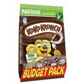 Harga NESTLE KOKO KRUNCH Cereal 80g