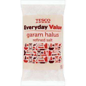 Harga TESCO EVERYDAY VALUE REFINE SALT (900G)