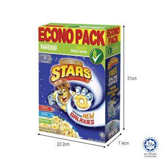 Harga NESTLE HONEY STARS Cereal Econopack 500g