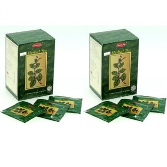 Harga [2 Box] Glucoscare Gynema Herbal Tea 12s