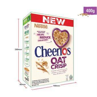 Harga NESTLE CHEERIOS Oats 400g (SPECIAL OFFER)