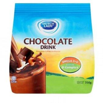 Harga Dutch Lady Chocolate Drink 350g