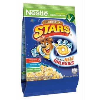 Harga NESTLE HONEY STARS Cereal 80g