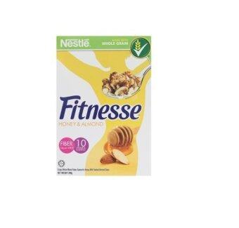 Harga Nestlé Fitnesse Honey & Almond 390g