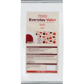 Harga TESCO EVERYDAY VALUE TEA DUST 100GM