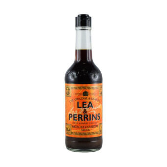 Harga Lea & Perrins - Worcestershire Sauce (290g) - UK