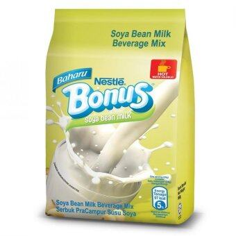 Harga (Bundle of 4) NESTLE BONUS SoyaBean Milk Beverage Mix 960g