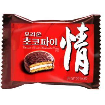 Harga ORION CHOCO PIE ONE PACKET
