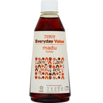 Harga TESCO EVERYDAY VALUE HONEY (500G)