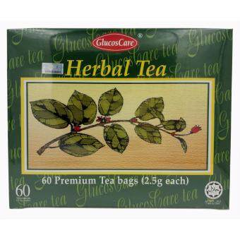 Harga Glucoscare Herbal Tea (blocks excess sugar intake) 抗糖茶® 2.5g x 60 tea bags