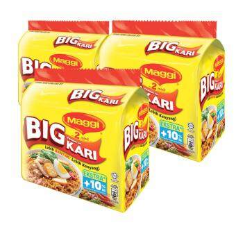 Harga MAGGI BIG Curry, 3 Multipacks (SPECIAL OFFER)
