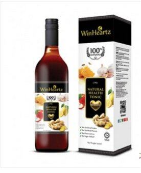 Harga Winheartz Natural Health Tonic 750ml