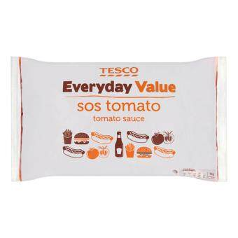 Harga TESCO EVERYDAY VALUE TOMATO SAUCE (1KG)