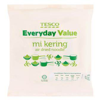 Harga TESCO EVERYDAY VALUE AIR DRIED NOODLES (330G)