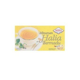 Harga Nona Honey Ginger Drink 15 x 10g