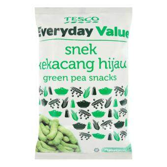 Harga TESCO EVERYDAY VALUE GREEN PEAS SNACKS (70G )