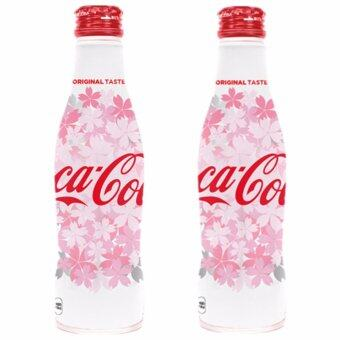 Harga Coca-Cola Special Edition Sakura Bottle Bundle