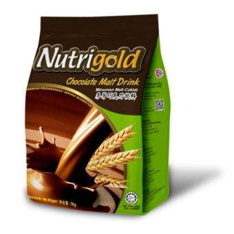 Harga Nutrigold Chocolate Malt Drink 1kg
