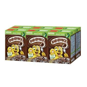 Harga NESTLE KOKO KRUNCH Multipack 6 Packs, 25g Each