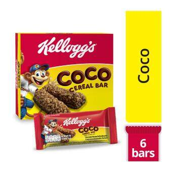 Kelloggs Coco Cereal Bar 6x23g