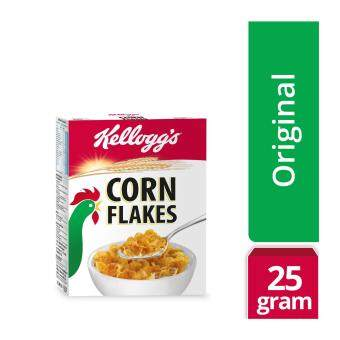 Kelloggs Corn Flakes Cereal 25g
