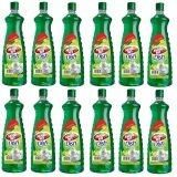 Magic101 Dish Wash Liquid 1000ml x12 bottles (Lime)