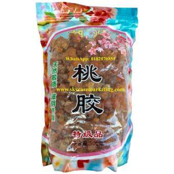 Harga Peach Gum / Peach Resin (A Grade) ??????????????? 500 x 2 Packs