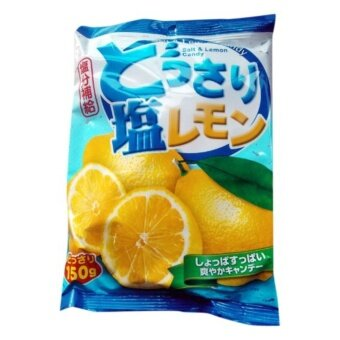Harga Salt and Lemon Candy 150gram