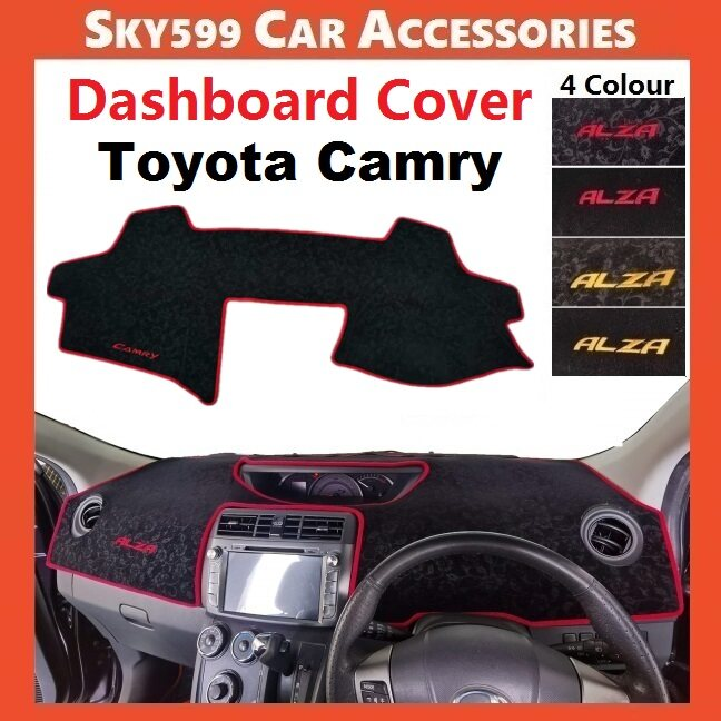 Toyota Camry 2006-2020 Dashboard Cover Anti Slip Dashboard Mat High Quality
