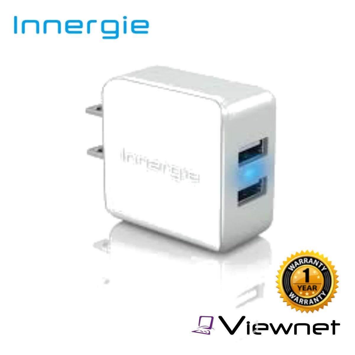 Innergie 2-USB 1.5A With Micro USB Cable Power Combo Plus Adapter (ADP-15VH)