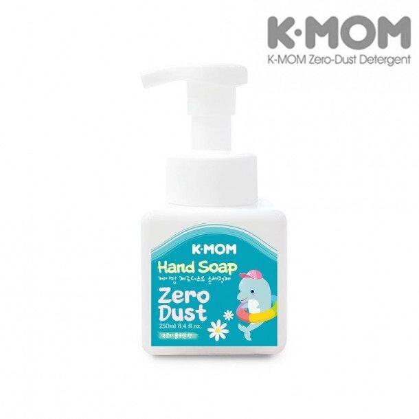 K-Mom Zero Dust Hand Soap 250ml (Fruity Floral)