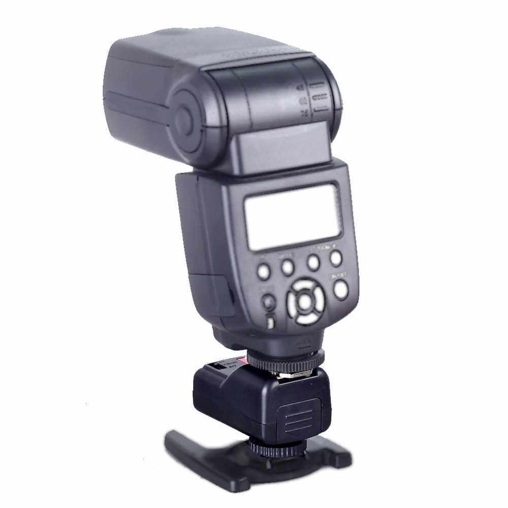 Universal 16 Channels Radio Wireless Remote Speedlite Flash Trigger 1 Transmitter & 2 Receivers (Standard)