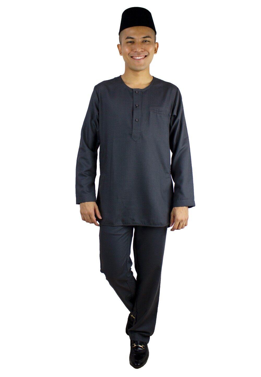 Exhaust Baju Melayu Modern Fashion Set (88632NSL)