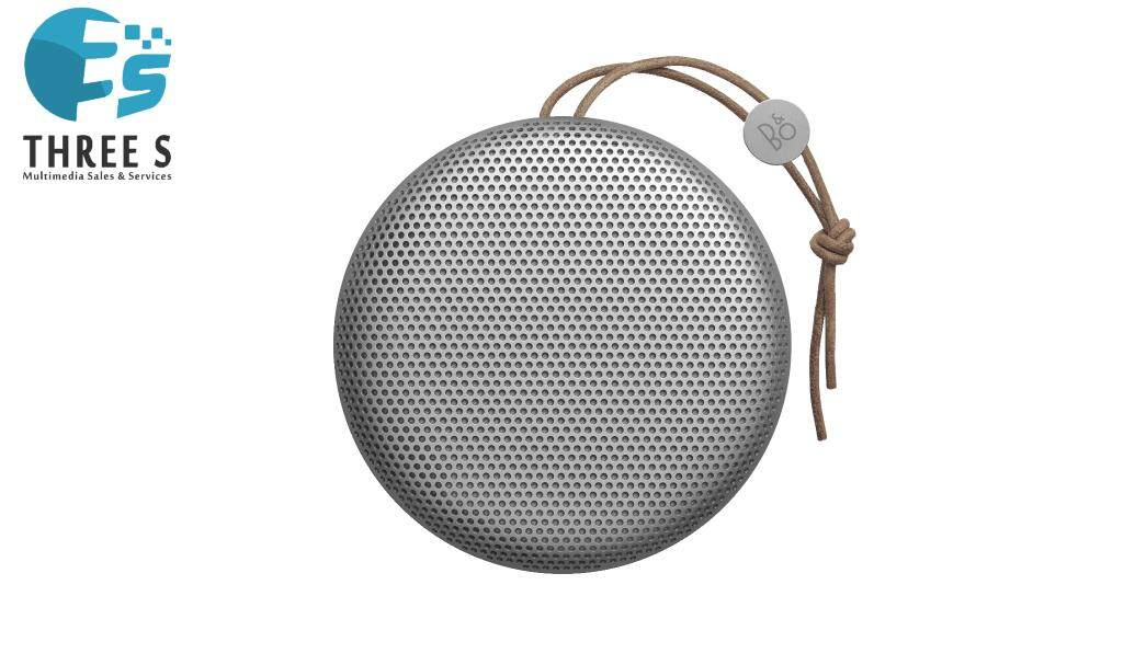 READY STOCK - B&O Beoplay A1 Ultra-Protable Speaker Dust and Splash Resistant -ORIGINAL