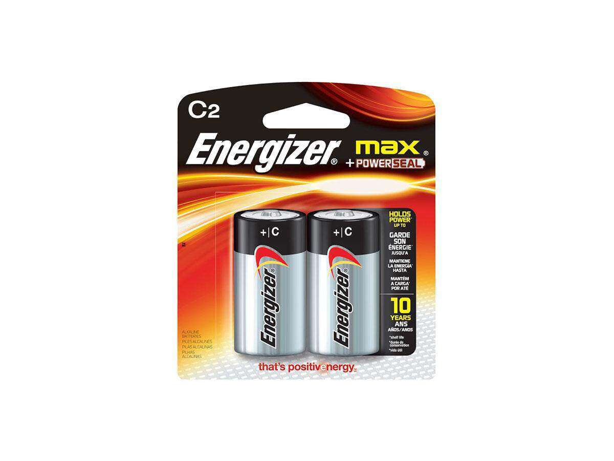 [MPLUS] ENERGIZER MAX BATTERY TYPE C 2S
