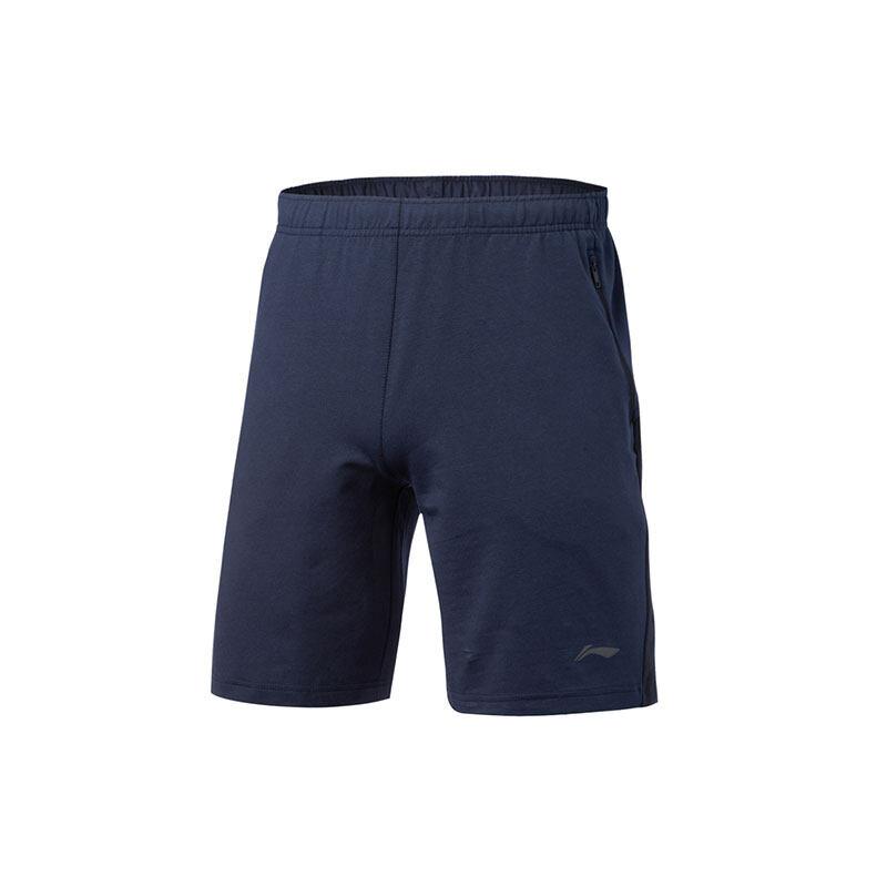 Li-Ning Men's Shorts - Dark Navy Blue AKSQ103-4