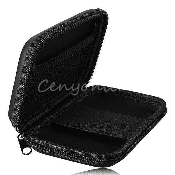 Automotive Tools & Equipment - PORTABLE Carrying Zipper Case Bag Pouch Protection Shell For GPS Garmin Nuvi - Car Replacement Parts