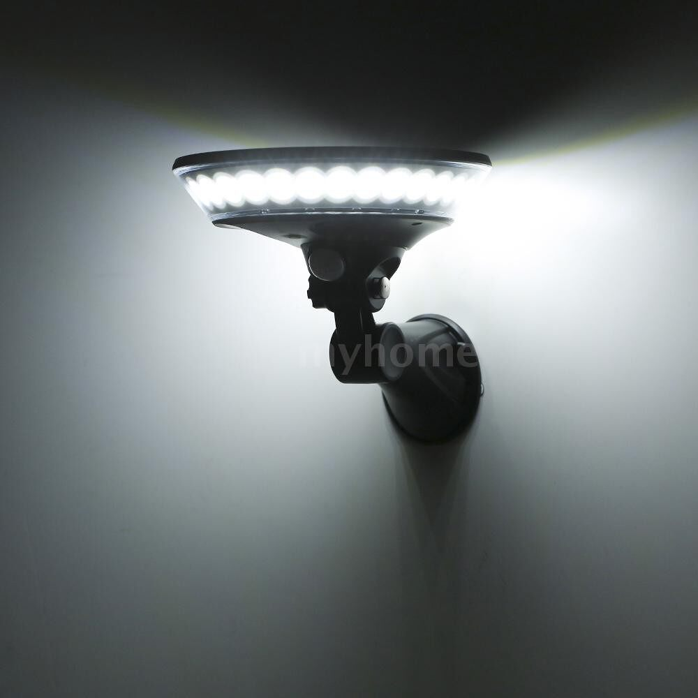 Outdoor Lighting - 29 LEDs Solar Wall Light 360 Degree Bright Lighting PIM Motion Sensor Night Lamp Outdoor Waterproof - #