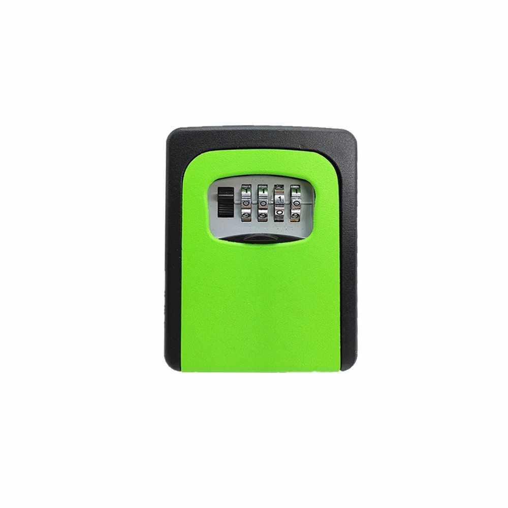 MH901 Key Storage Lock (Green)