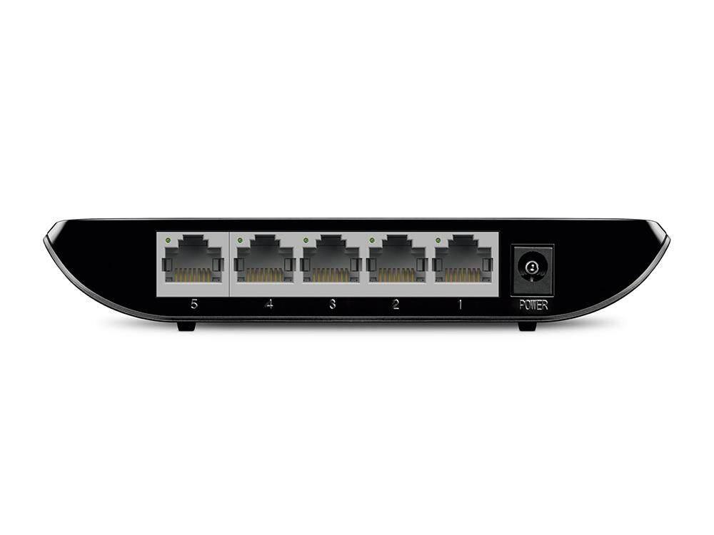 READY STOCK - 5-Port Gigabit Desktop Switch TL-SG1005D