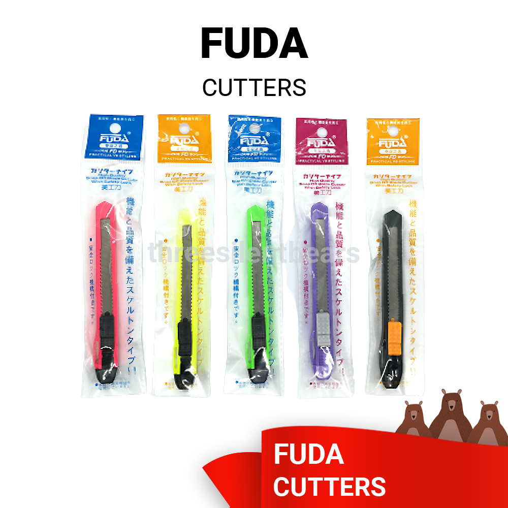 FUDA CUTTER SMALL - READY STOCK - FAST SHIPPING - VALUE BUY