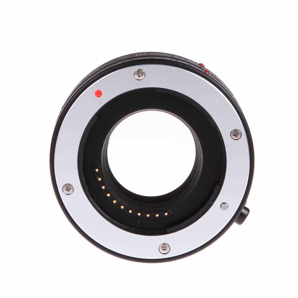 Macro AF Auto Focus Extension DG Tube 10mm 16mm Set Ring Metal Mount for M4/3 Mount Olympus E-P1 E-P2 E-PL1 E-PL2 Panasonic G1GF1 (Standard)