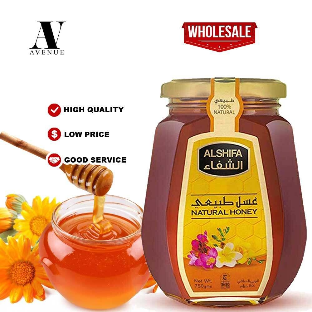 ALSHIFA NATURAL HONEY 750GM  Madu Asli 100%