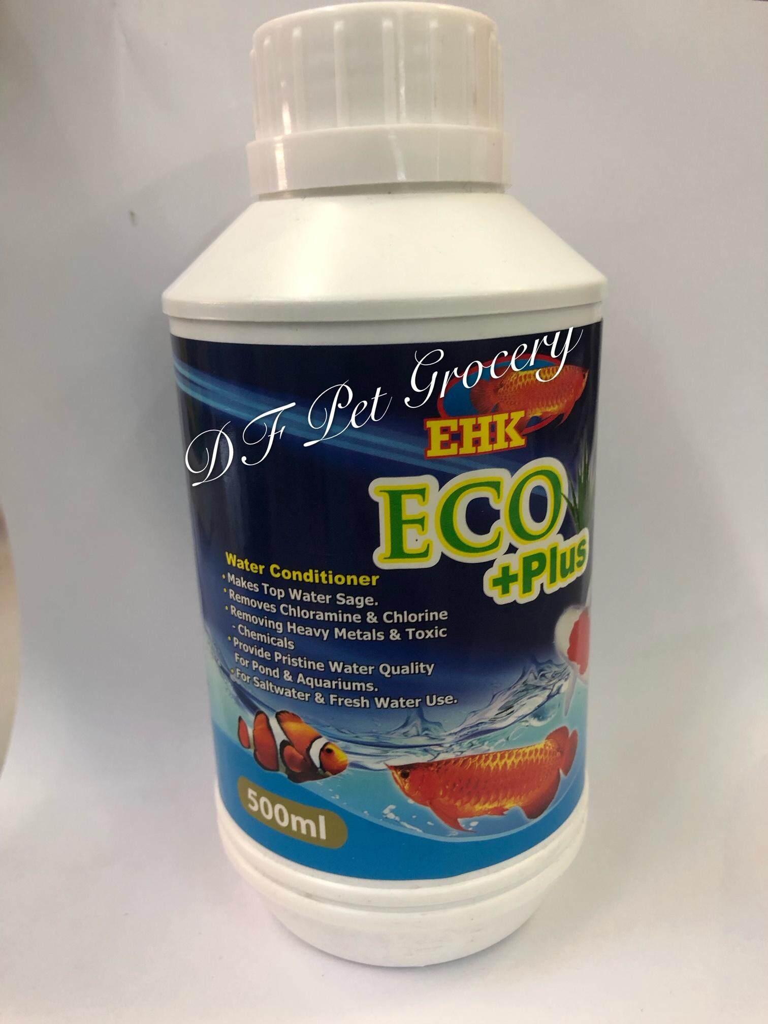EHK ECO Plus Water Conditioner 500ml - ECO+Plus Anti Chlorine For Fish