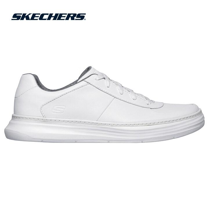Skechers Moreno Men Lifestyle Shoe - 65983-WHT